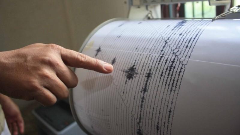 Cutremur înregistrat la Botoşani duminică dimineaţă!