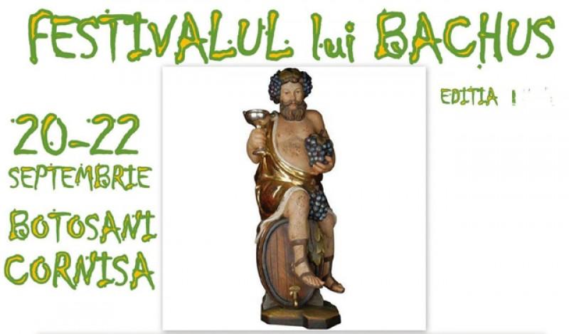 Dacă e weekend, e sărbătoare la Cornișa! Festivalul lui Bachus își deschide porțile!