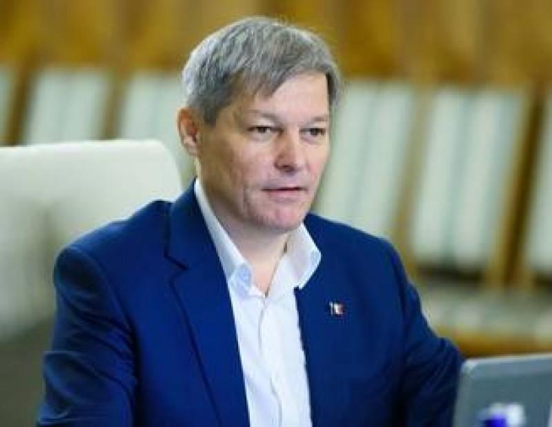 Dacian Ciolos, ultima declaratie in calitate de premier: Raman in tara sa ma implic public. Nu exclud politica!
