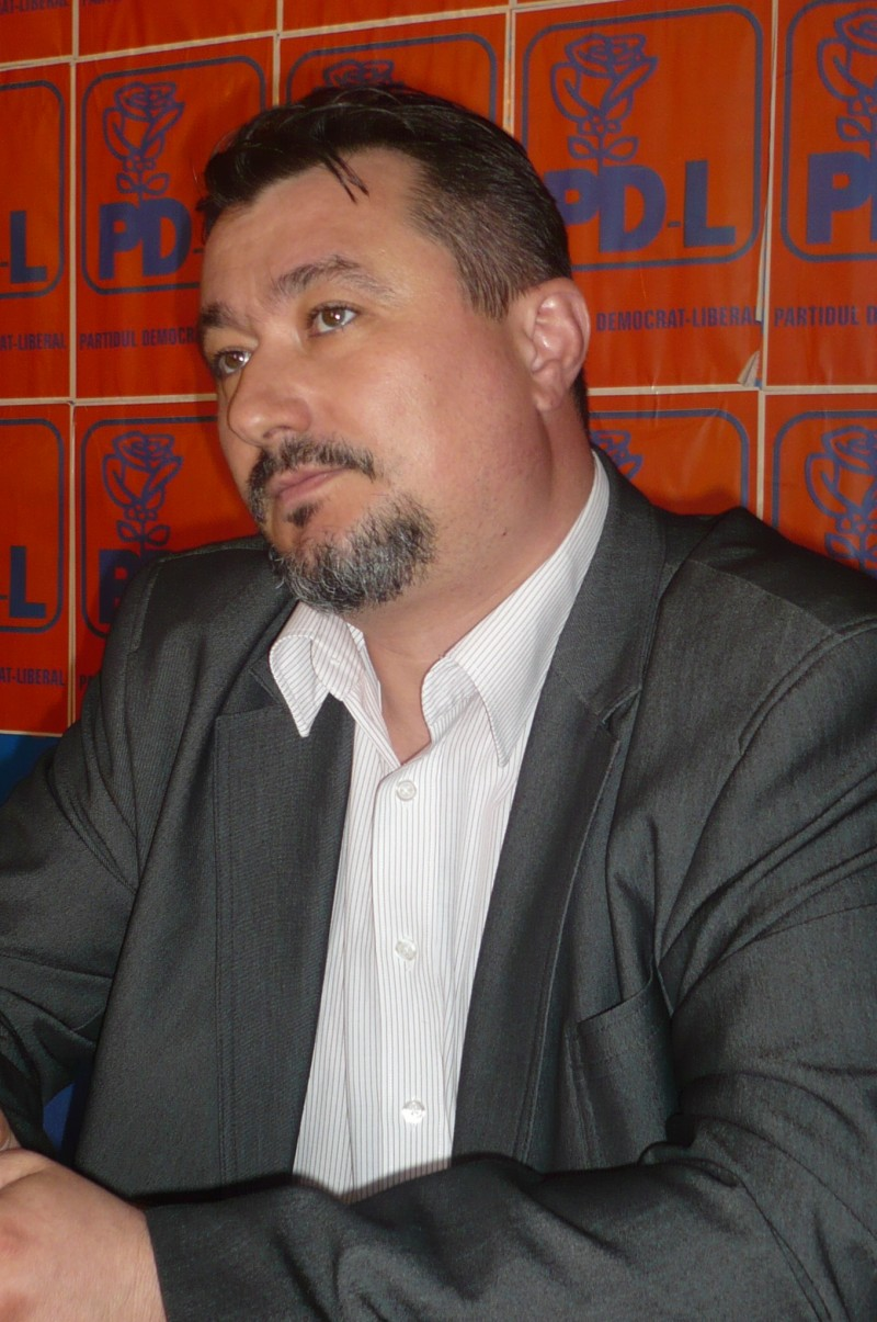 Dan Humelnicu, noul presedinte al PDL Botosani!