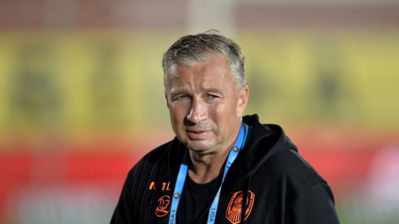 Dan Petrescu, despre amânarea meciului cu FC Botoşani