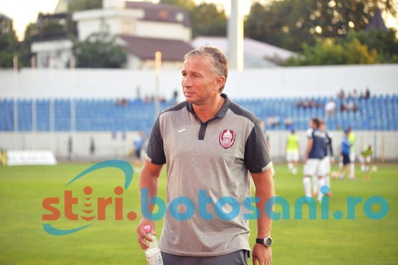 """Dan Petrescu, mesaj către conducere: """"Dacă ei s-au sucit după o lună..."""". CFR va juca cu rezervele în Cupa României"""