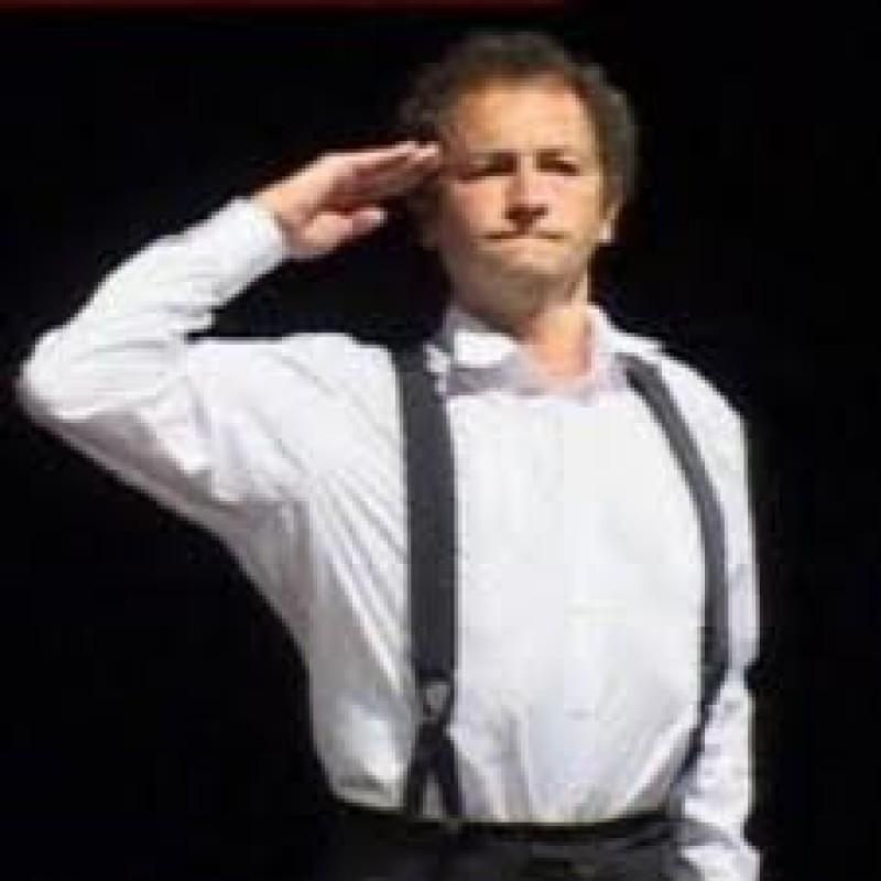 Dan Puric a fost distins, la Botosani, cu titlul de Societar de Onoare al Teatrului Mihai Eminescu
