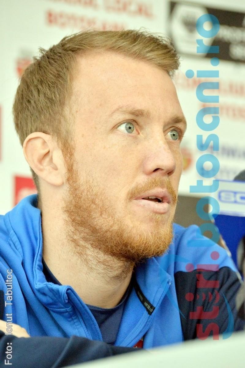 """Dan Roman: """"FC Botoșani poate să învingă pe oricine acasă"""""""
