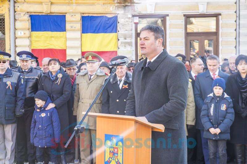 Dan Șlincu a organizat pentru ultima dată manifestările de 1 Decembrie. Ce mesaj a transmis viitorul fost prefect