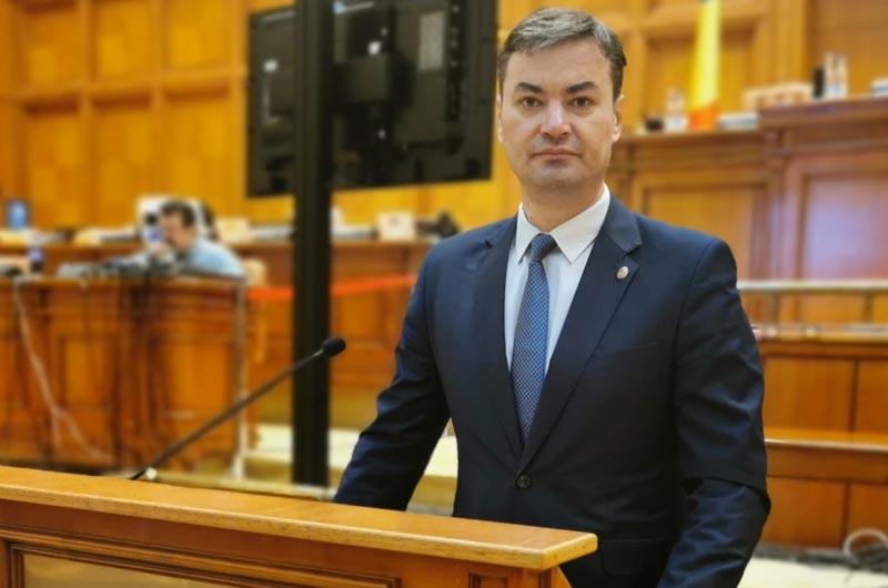 Dan Șlincu, deputat PSD: Interesele prioritare ale județului Botoșani nu se negociază