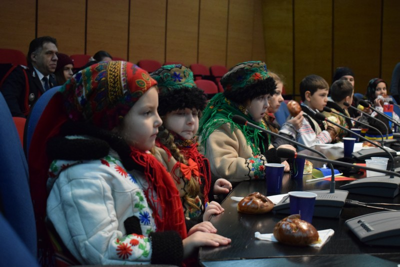 """Dan Şlincu: """"Când vom celebra Centenarul, sperăm să fim mai mulţi dar, mai ales, mai mulţumiţi de viaţa noastră, de România noastră"""" FOTO"""