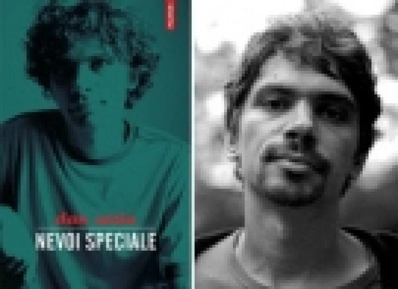 """Dan Sociu, un scriitor botosanean cu """"Nevoi speciale"""""""