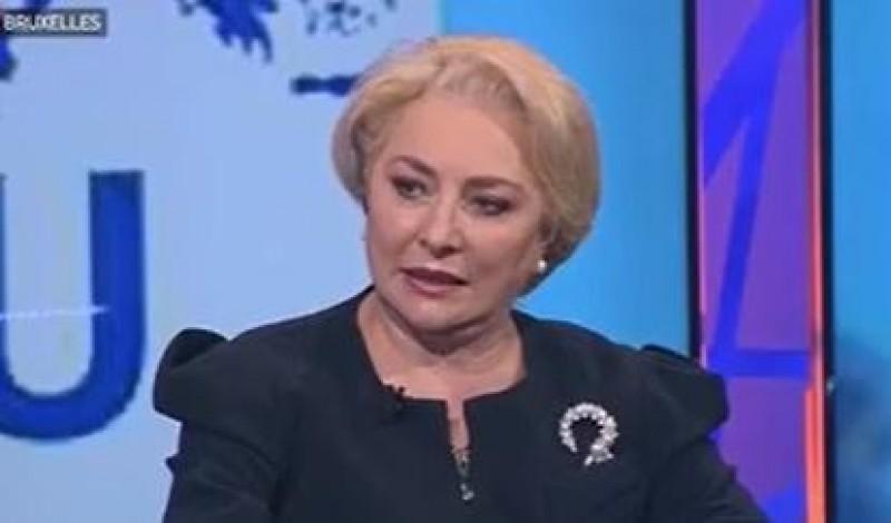 Dăncilă dă un ultimatum: Vrea 100 de kilometri de autostradă până la 31 decembrie
