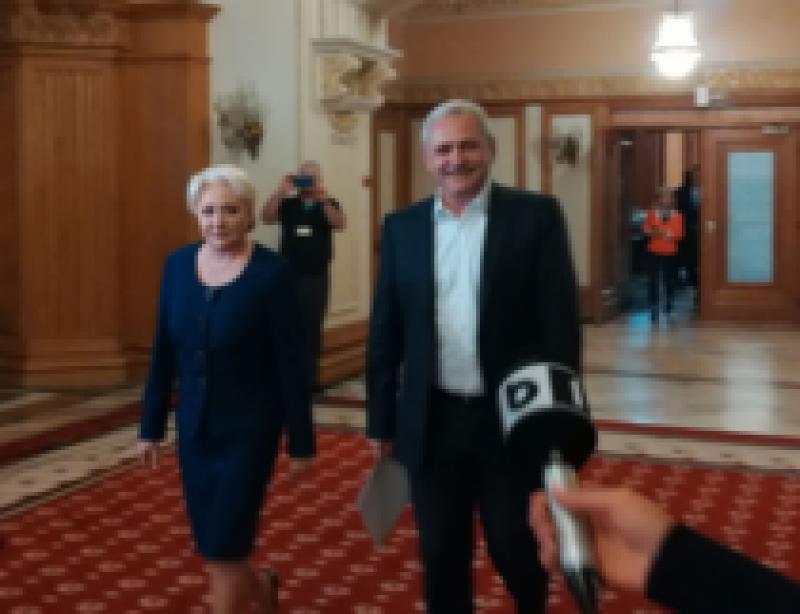 Dăncilă i-a trimis lui Iohannis propunerile de miniștri interimari: Birchall, Teodorovici și Oprea