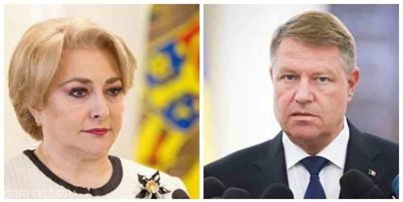 Dăncilă îl înfruntă pe Klaus Iohannis: Vă voi adresa, cu celeritate, invitația de a participa la ședința de Guvern, dacă voi considera necesară participarea dumneavoastră!
