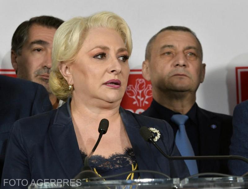 Dăncilă nu exclude un candidat independent susținut de PSD pentru alegerile prezidențiale