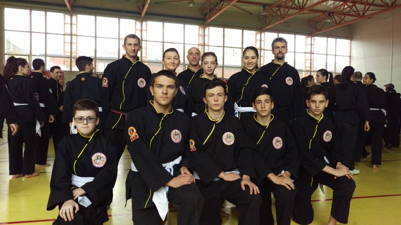 DAO Botosani a participat la Stagiul International de Qwan Ki Do, de la Brasov! FOTO