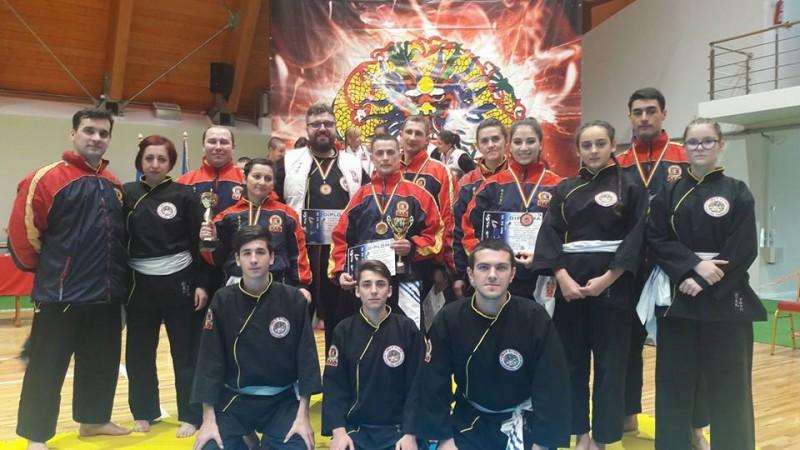 DAO Botoșani, premii importante la Campionatul Național de QWAN KI DO- Co Vo Dao (arme tradiționale) pentru juniori și seniori! FOTO