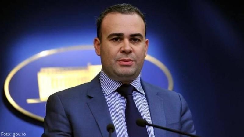 Darius Vâlcov și-a dat demisia de la Guvern