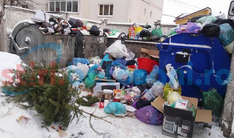 Situație delicată! Deșeurile din municipiul Botoșani nu vor mai fi primite, de luni, la depozitul de la Stăuceni!