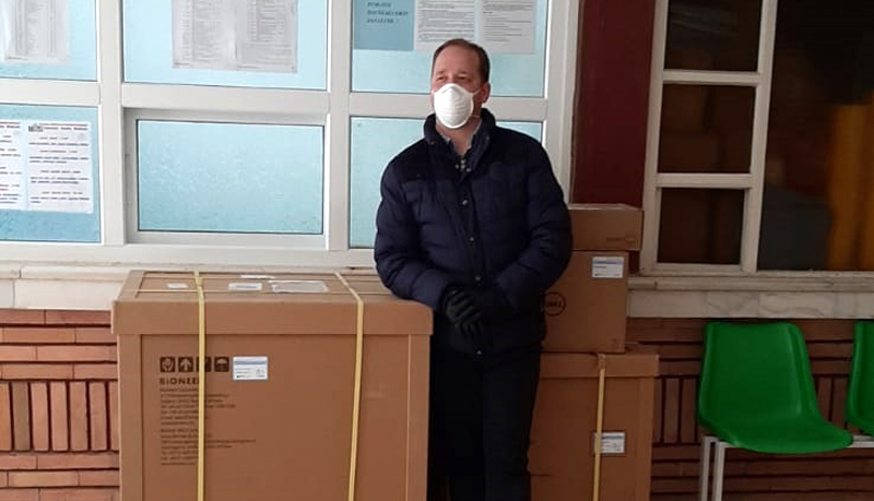 De astăzi, județul Botoșani are un aparat de testare pentru COVID-19