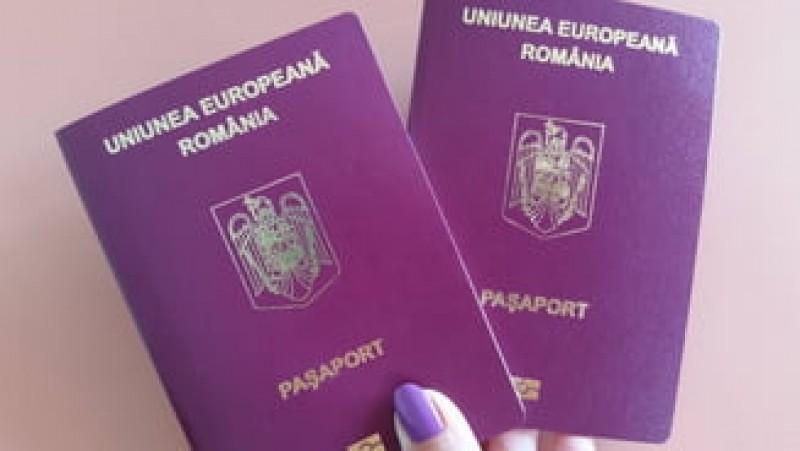 De azi, pasaportul e valabil 10 ani