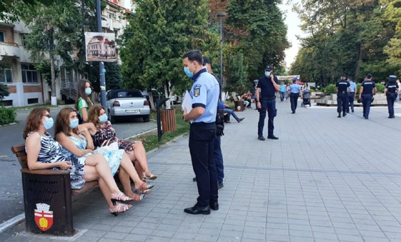 De ce învingem Covid-19 la Botoșani? Doar trei sancțiuni pentru nerespectarea obligației de a purta masca în spațiile publice închise