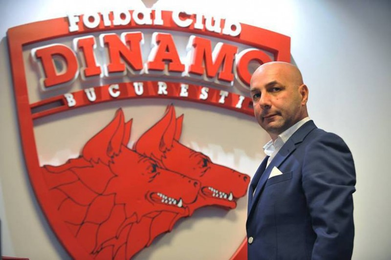 """De la FC Botoșani, director sportiv la FC Dinamo: """"Mi-am dorit ceva mai mult, o provocare mai mare!"""""""