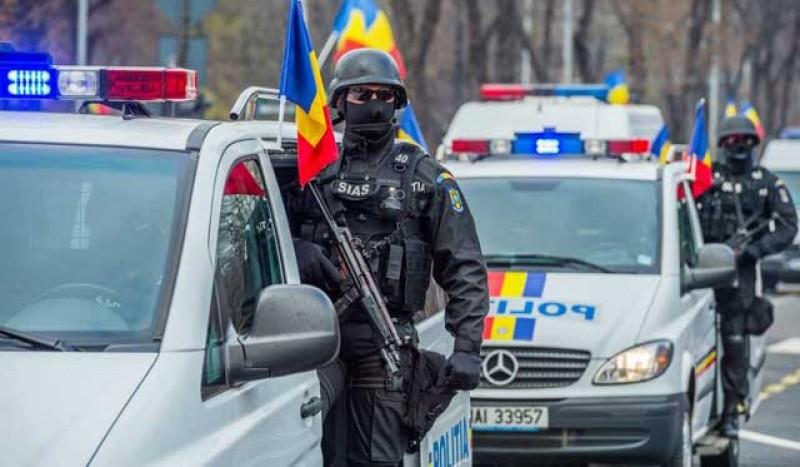 De la începutul acestei săptămâni, puteri sporite pentru polițiști