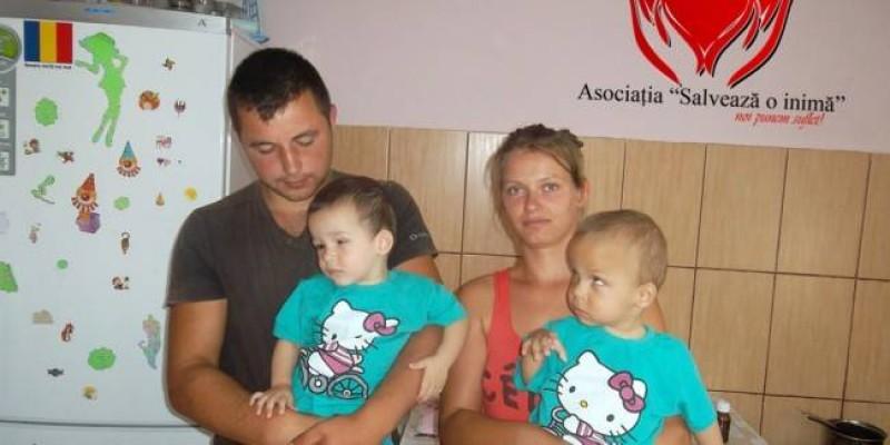 De noi depinde viitorul lor. Să fim alături de Yanis şi Rareş!