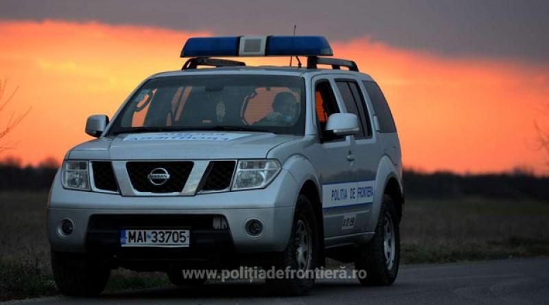 De strajă patriei: 4.200 de poliţişti de frontieră desfăşoară de Crăciun activităţi de supraveghere şi control la frontieră