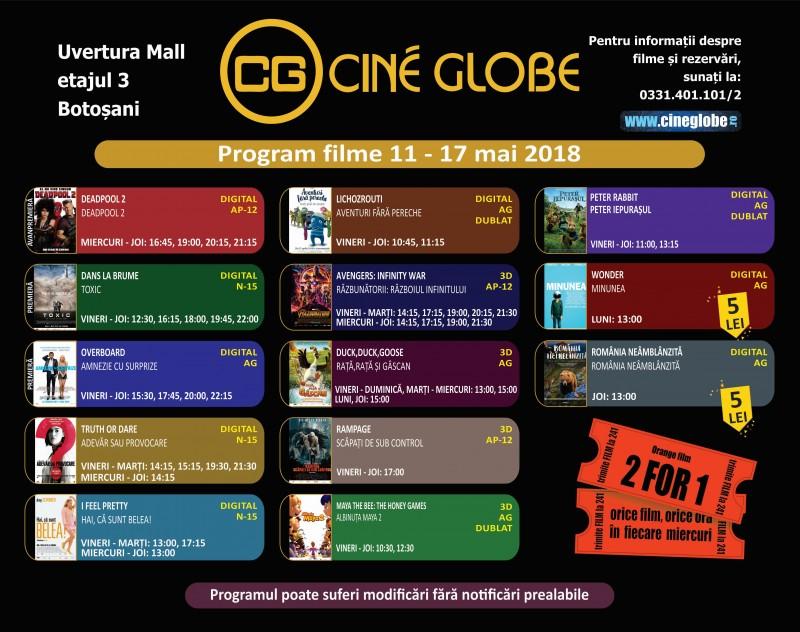 Deadpool 2, în avanpremieră la Cine Globe Botoșani!