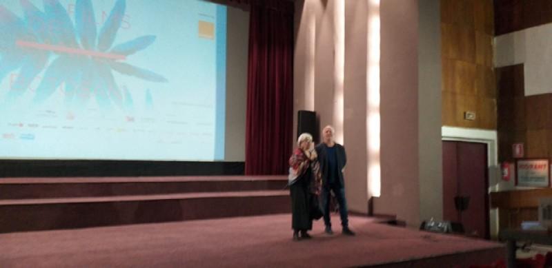 """Festivalul """"Les filmes de Cannes à Botoșani"""", debut de succes!"""