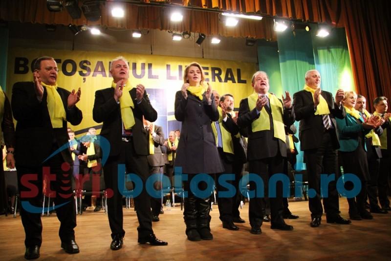 Decizie amânată în cazul listelor PNL Botoșani pentru parlamentare!
