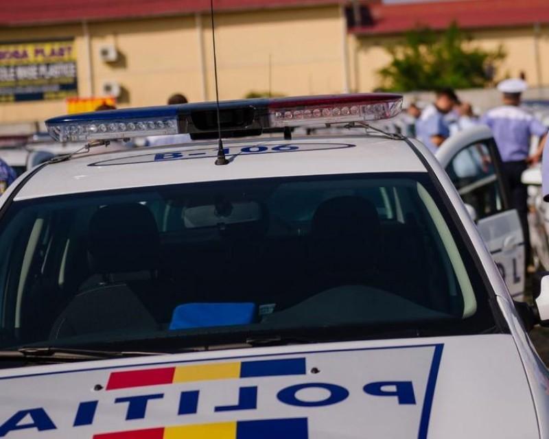 Decizie CCR: Mașinile de poliție cu radar nu trebuie presemnalizate
