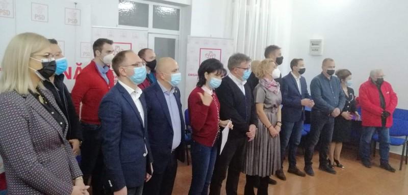 Declarații ferme din sediul PSD Botoșani, după închiderea urnelor (video)