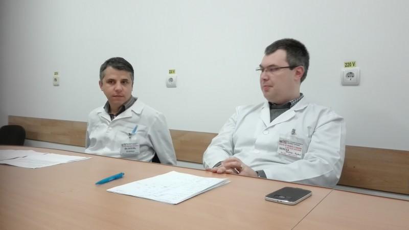 """Deficit de asistenţi anestezişti la Spitalul Mavromati. """"O sală de operaţie este închisă din această cauză"""""""