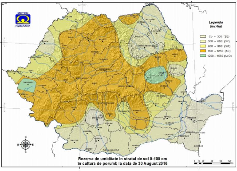 Deficit extrem de apă în judeţ! Pompierii cară apă cu autopecialele în localităţile afectate de secetă!