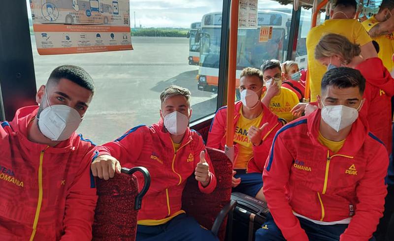 Delegaţia României a ajuns la Jocurile Olimpice de la Tokyo. Opt din cei 100 de reprezentanți ai României sunt de la Botoșani