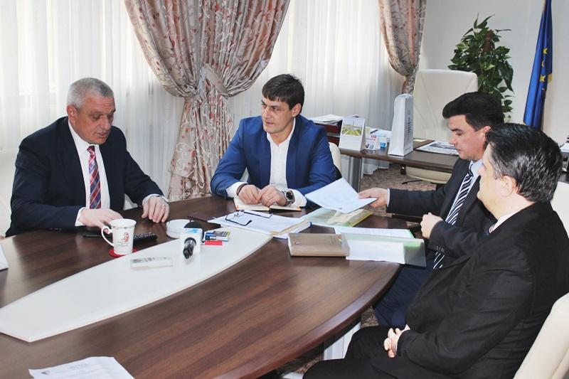 Delegație din Republica Moldova, în vizită la Botoșani
