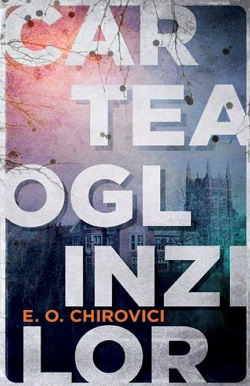 "DELIA CRISTINA MIRON - Eugen Ovidiu Chirovici: ""Cartea oglinzilor"", Editura RAO 2017"