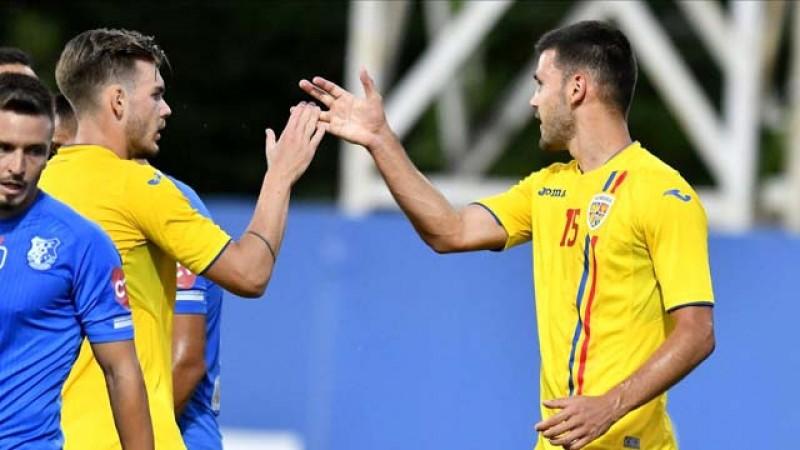 Denis Haruț și Andrei Chindriș, la un pas de Euro! Ce trebuie să facă elevii lui Marius Croitoru ca să ajungă la turneul final