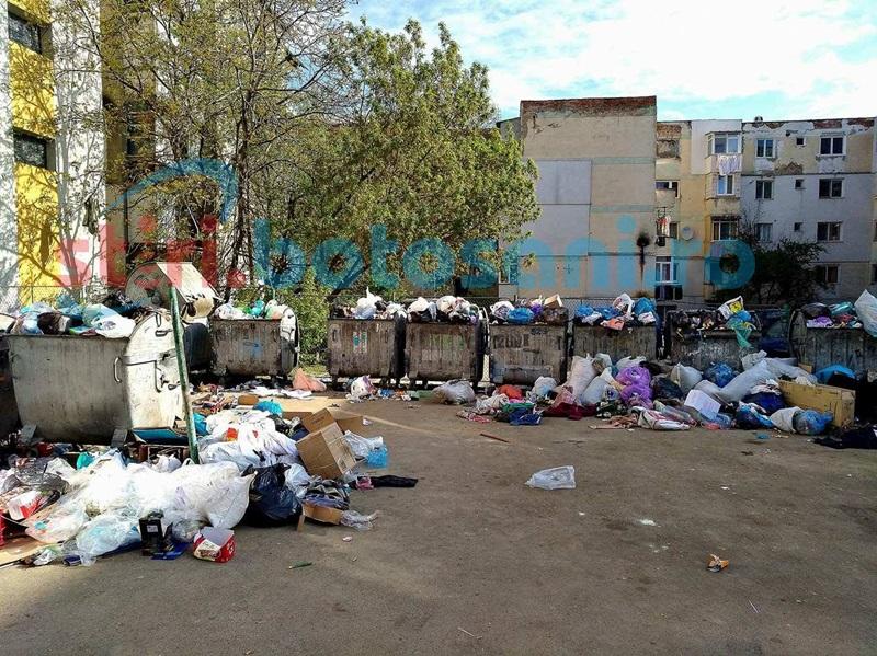 Depozitul de deşeuri de la Stăuceni are program de bugetar