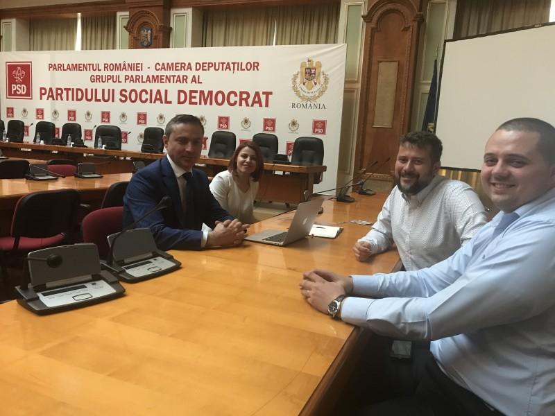 """Deputatul Costel Lupașcu: """"Acciza pe alimentele cu zahăr poate fi direcționată spre educație, sănătate sau pentru subvenționarea producției de legume și fructe"""""""