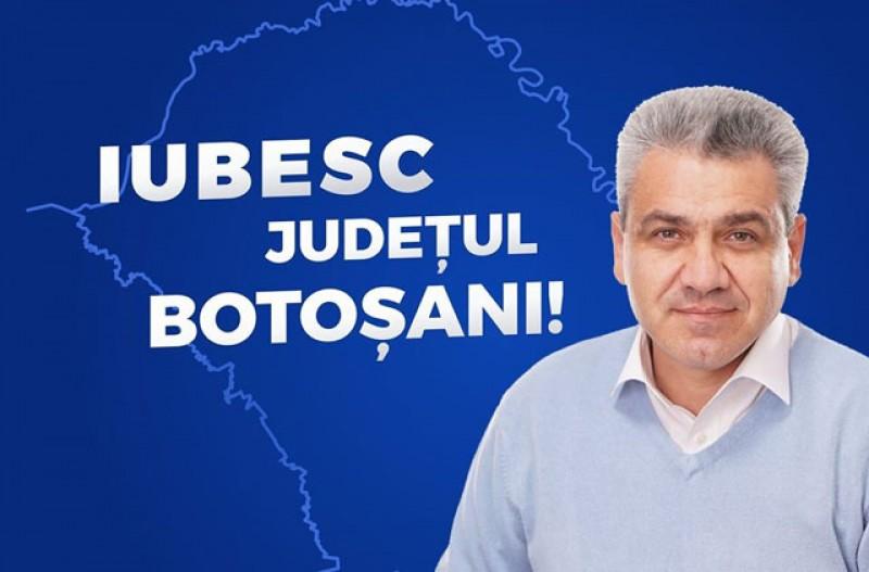 Deputatul Cristian Achiței: Investiții pentru Botoșani. Fapte liberale - CONTRACTE pentru modernizarea DN 29D și DN 28B, în doar 6 luni