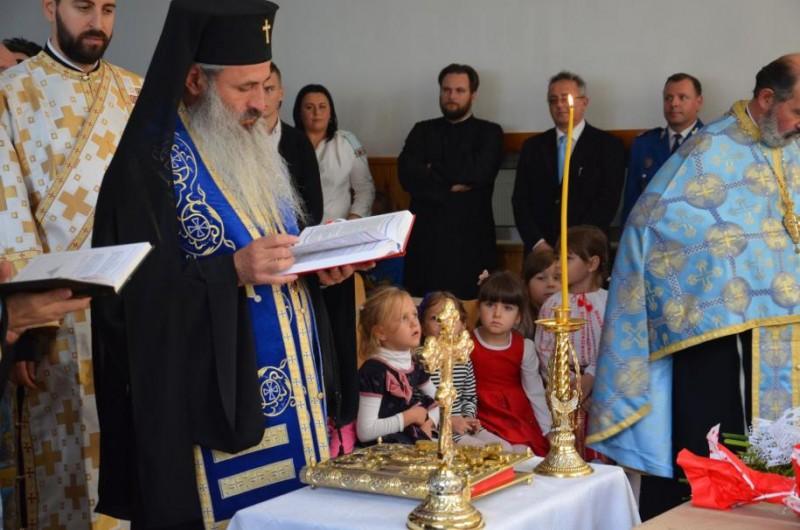 Deschidere de an şcolar la Seminarul Teologic din Botoşani în prezenţa IPS Teofan