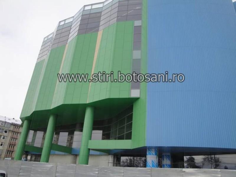 Deschiderea Mall-ului din Botosani, amanata pentru ianuarie 2013!