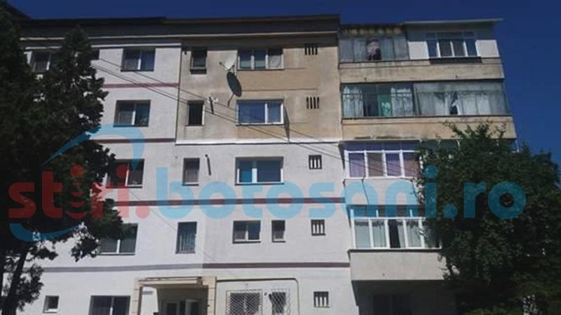 Descoperire macabră! Bărbat mort de patru zile, într-un apartament din Botoşani! FOTO