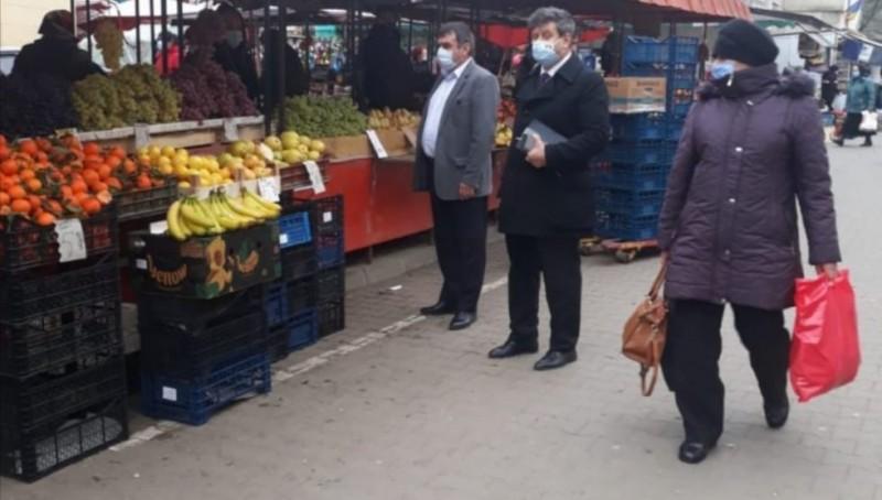 Desfășurarea activităților comerciale în aer liber din Botoșani, în atenția președintelui ANPC