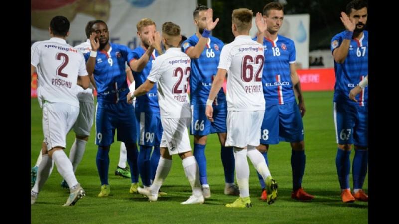 Deși clujenii au cinci cazuri de cornavirus confirmate, Liga Profesionistă de Fotbal speră ca meciul CFR Cluj - FC Botoșani să se joace