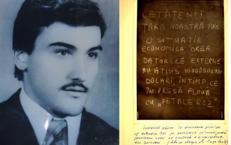 Destinul tragic al elevului din Botoșani mort de leucemie, după o anchetă a Securității. Dosarul a fost clasat