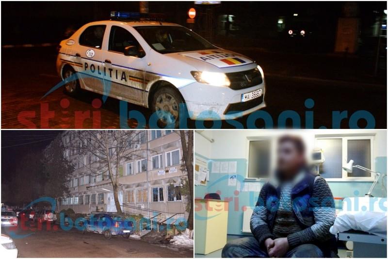 Detalii noi in cazul agresiunii de la Stauceni! Suspectii au fost identificati! Vezi ce au aflat politistii si care este starea tanarului trimis la Iasi!