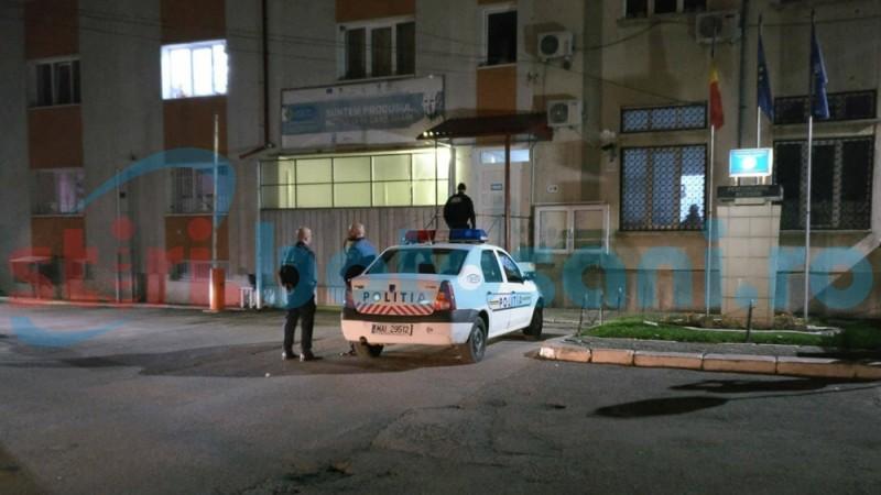 Ucigaşul poliţistului de la Burdujeni, deţinut în Penitenciarul Botoşani, s-a sinucis!