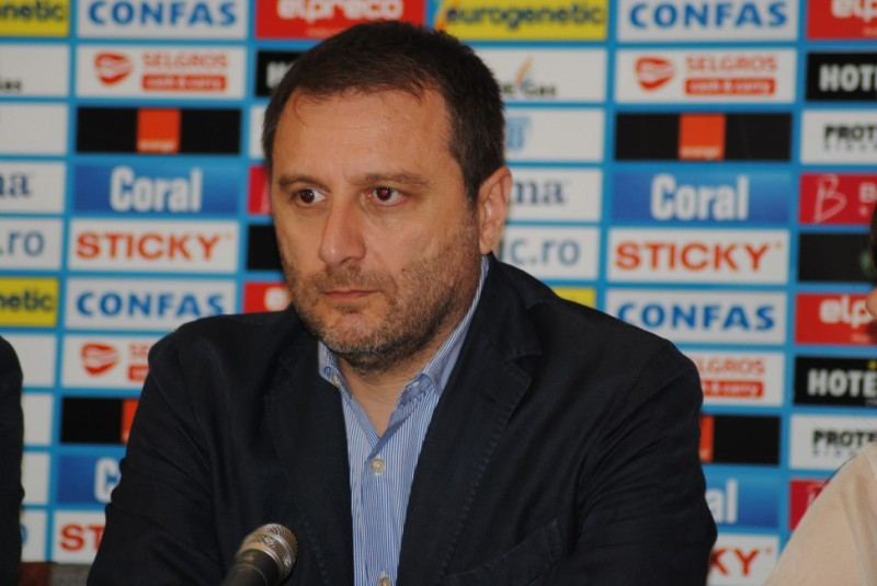 """Devis Mangia: """"Felicit Botosaniul. Trebuie sa abordam meciul cu multa atentie"""". Vezi ce spune Mihai Roman!"""